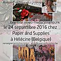 Crop du 24 septembre 2016 chez paper and supplies