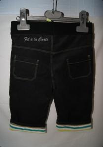 Pantalon doublé 6 mois2