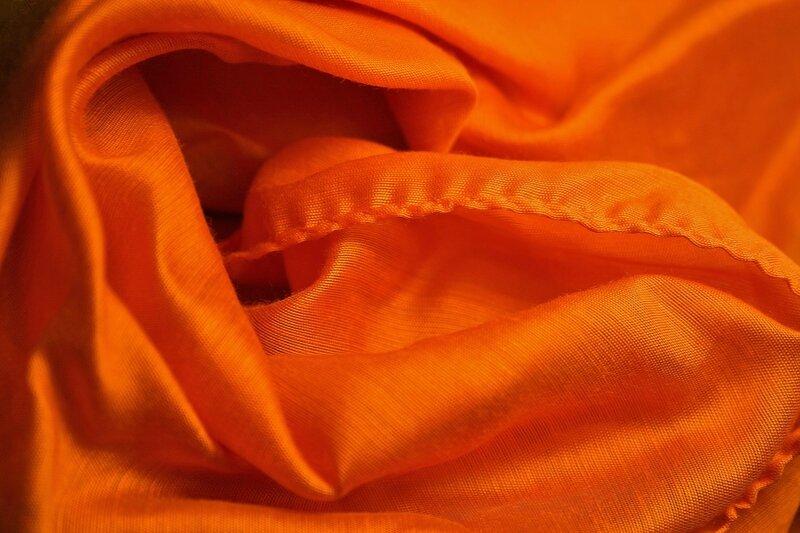 bright-orange-scarf