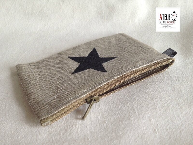 Trousse Black STAR