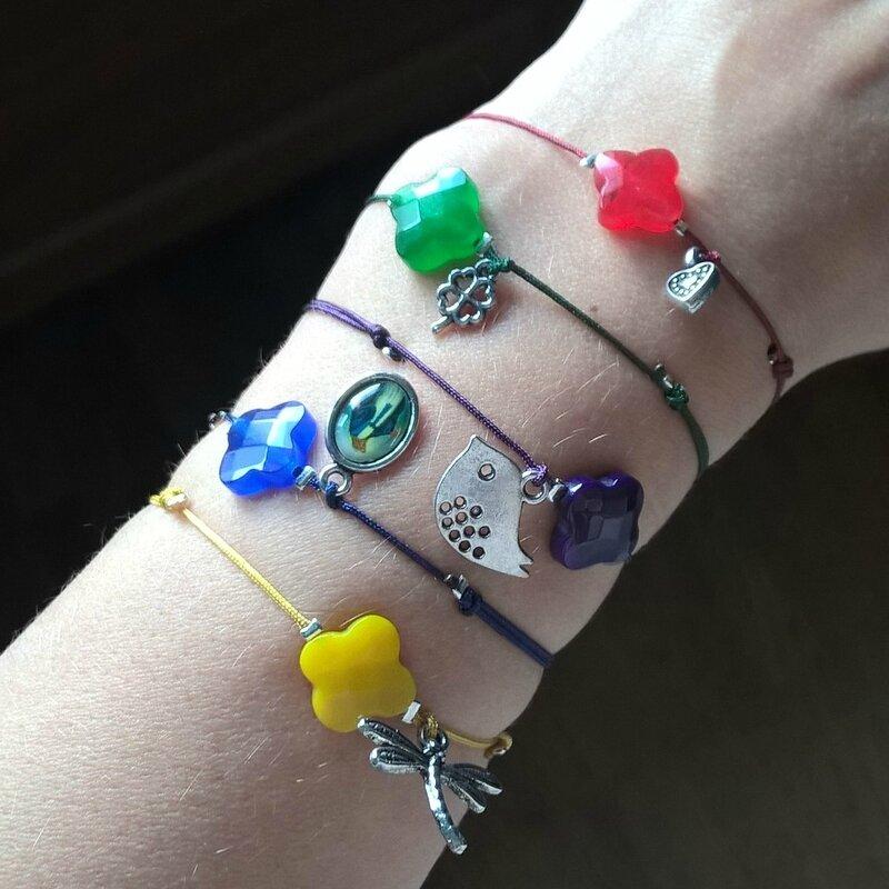 Bracelets Noël 2015