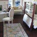 tapis au petit point