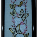 Papillons et richelieu