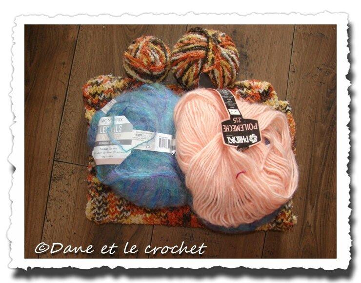 Dane et le Crochet