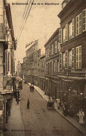 rue de la République _notre maison_