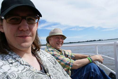 Cyril & Yvon sont sur un bateau... suite