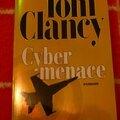 Cyber menace - tom clancy / l'appel du coucou - robert galbraith (pseudonyme de j.k rowling)