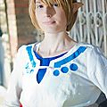 Link ~ The Legend of Zelda : Sky ward sword