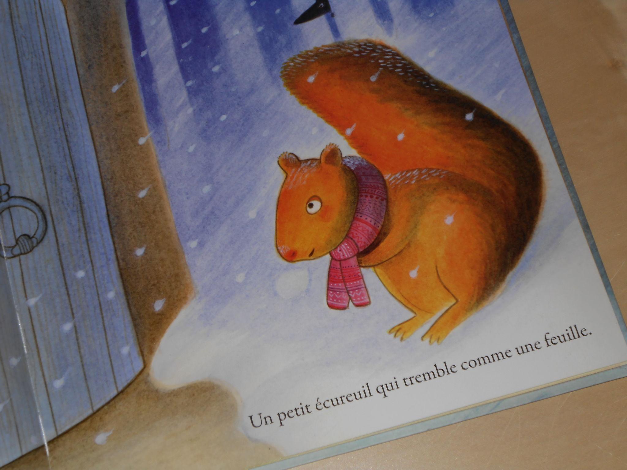 Vague de froid chez les animaux a l 39 ombre du saule - Ouvre moi ta porte pour l amour de dieu ...