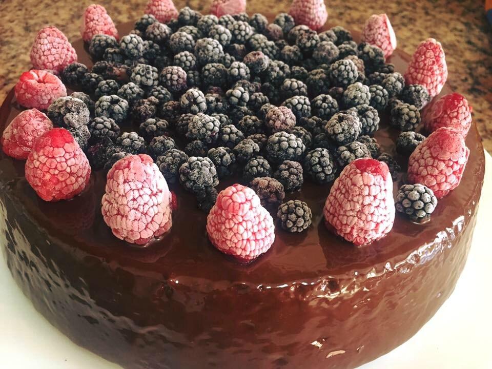 Gâteau au chocolat hyper moelleux et fondant