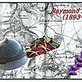 Carnets de raymond bonnefous... les combats dans le secteur d'arcy-sainte-restitue.