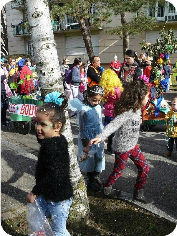 Quartier Drouot - Carnaval 95