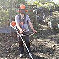 Quelques photos de la journée de grand nettoyage des abords du jardin partagé