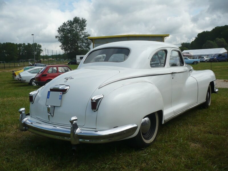 CHRYSLER New Yorker 2door coupé 1947 Madine (2)