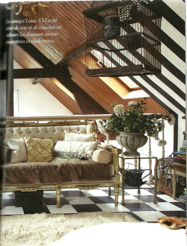 Maison chic magazine cheap maison chic with maison chic for Abonnement maison chic magazine