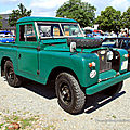 Land rover serie II pick-up (1958-1969)(RegioMotoclassica 2010) 01
