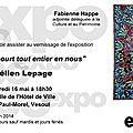 Exposition vesoul mai-juin 2014