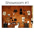 Showroom#1 - le premier showroom de sew&laine