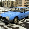 Citroen GSA special break (1979-1986)(Retrorencard janvier 2011) 01