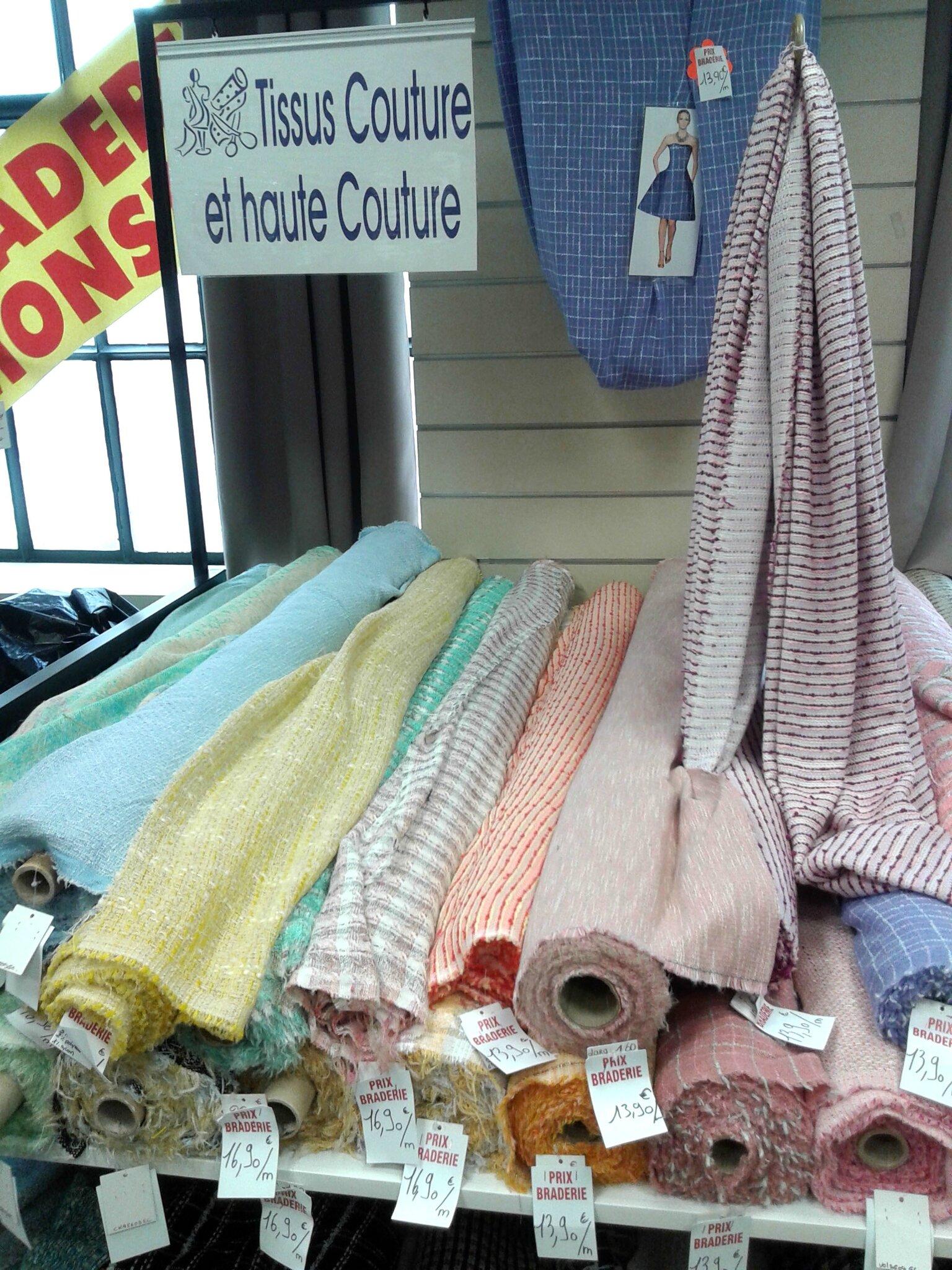 Bon plan ellen d coration tissus haute couture troyes les ateliers de - Magasin japonais paris ...