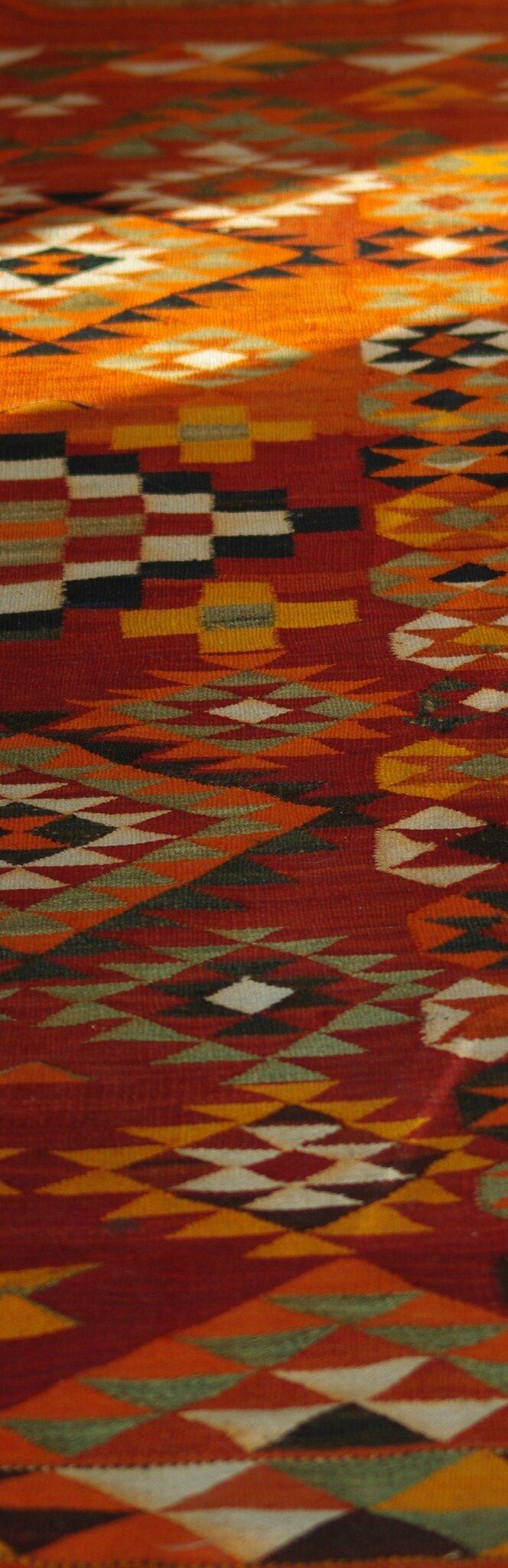 Tricot Graphique /Crochet Ethnique
