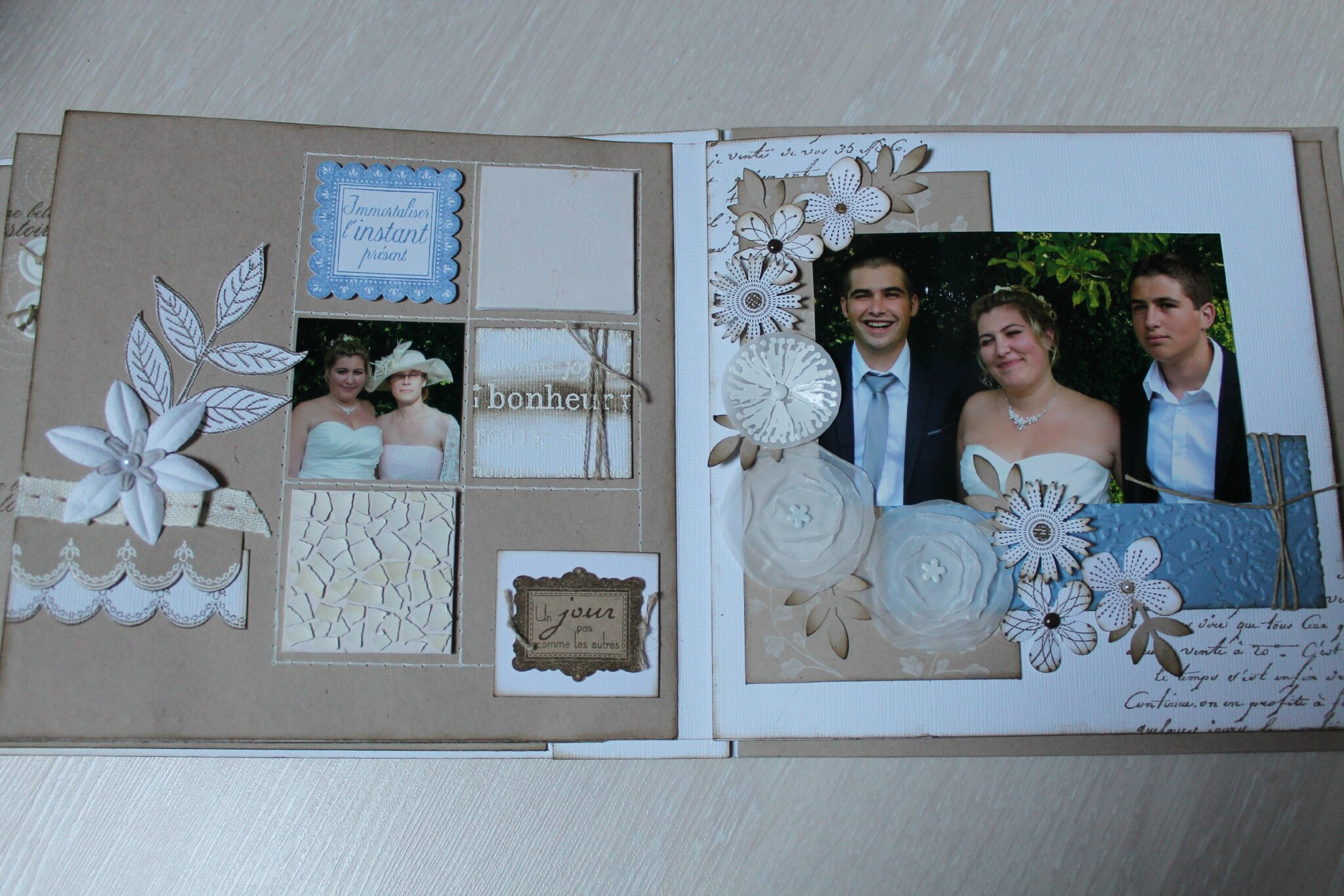 le blog patoupassions  Point de croix, scrapbooking et collection de poupées