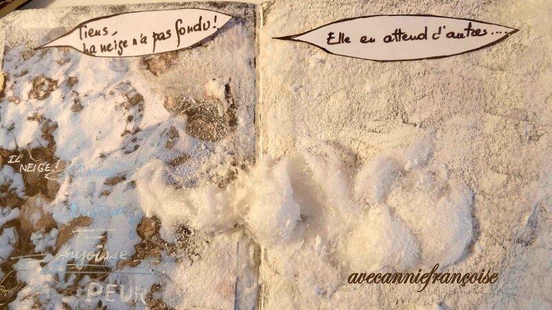 neige art journal