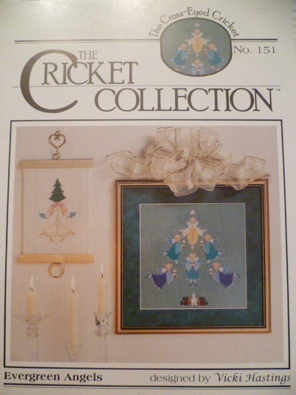 Grille 4: The Cricket Collection Evergreen angels