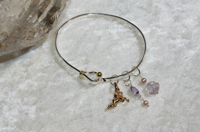 bracelet ange musique