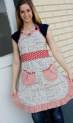So Much Ado - Mommy & Mia Apron
