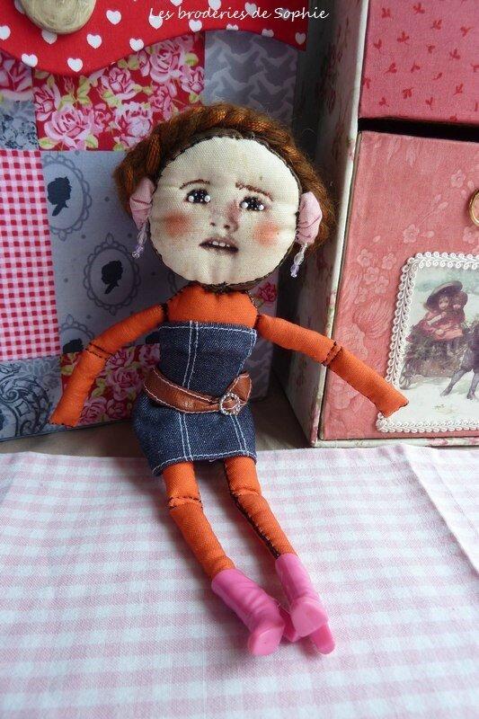 poupées, personnage et doudous (4)