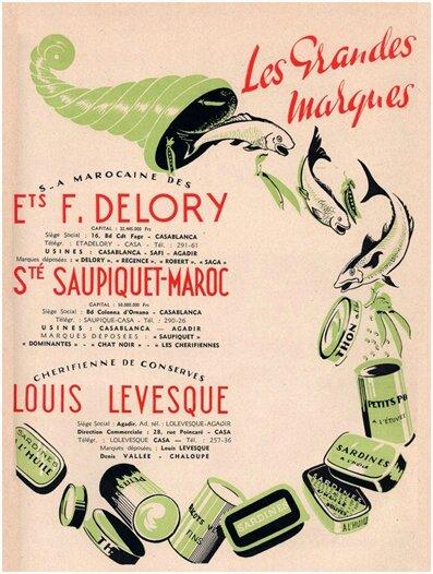 Les marques Delory