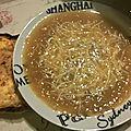 Soupe à l'oignon cookéo