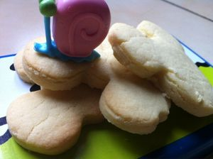 biscuit jaune d'oeuf