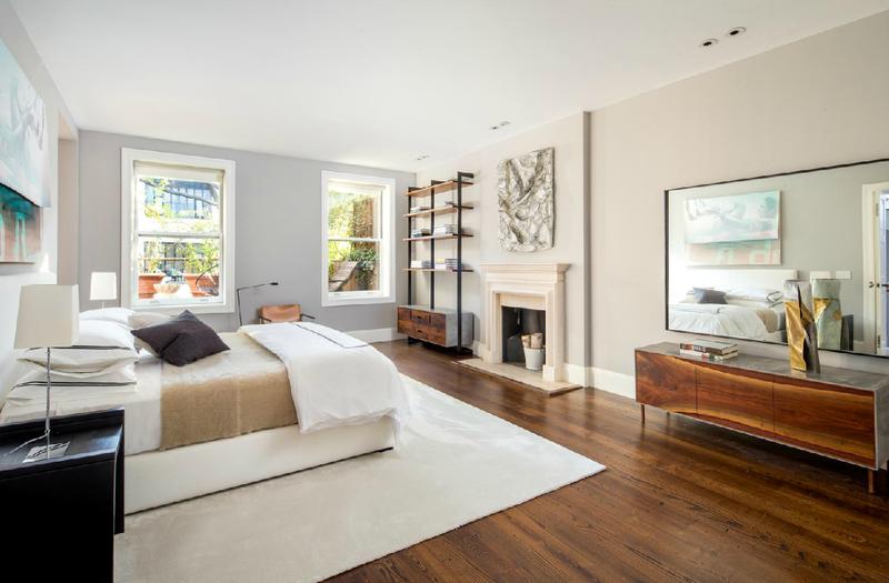 sarah-jessica-parker-appartement-chambre-bois