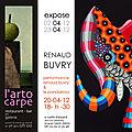 exposition : Renaud Buvry