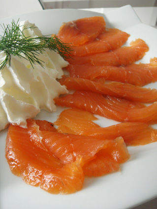 saumon gravlax recette d 39 anne sophie pic c 39 est tres facile a faire. Black Bedroom Furniture Sets. Home Design Ideas