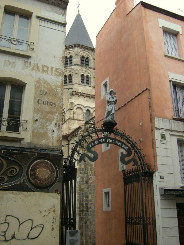 Clermont-Ferrand Notre-Dame du Port 2011 30
