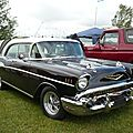 CHEVROLET Bel Air 4door hardtop Madine (1)