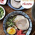 La semaine du rāmen #5 : dressage et dégustation du tonkotsu rāmen