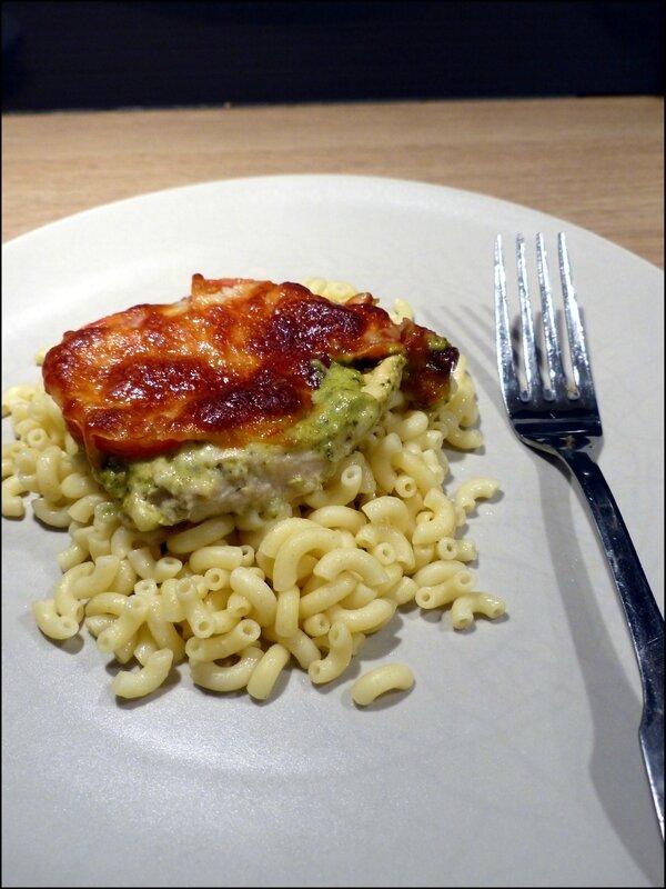 poulet pesto tomate 5