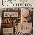 Grille 6: The Cricket Collection Green Thumb