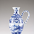 A Rare Chongzhen jar, Colégio de São Paulo - Macau Service, ca. 1640, Ming Dynasty, Chongzheng Period, ca. 1640 (Transitional period). Photo VERITAS ART AUCTIONEERS