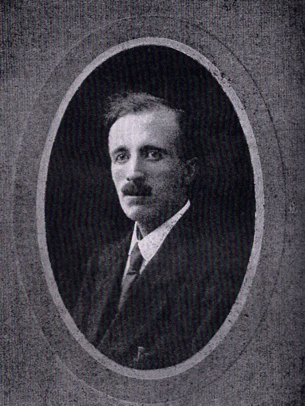 Auguste Bunoust photo portrait