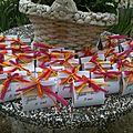 Sachets de bonbons pour jarod
