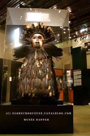 photo expo dapper masques carnaval- Ndunga congo-Angola