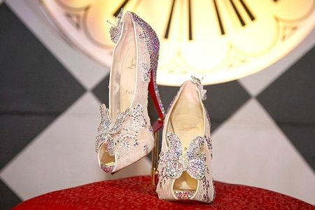 Chaussure-mariee-louboutin-cendrillon