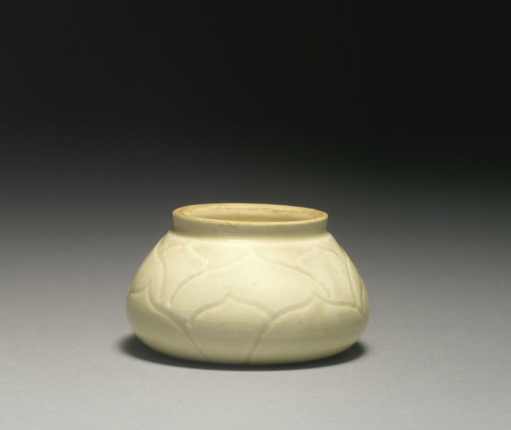 A 'Ding' waterpot, Song dynasty