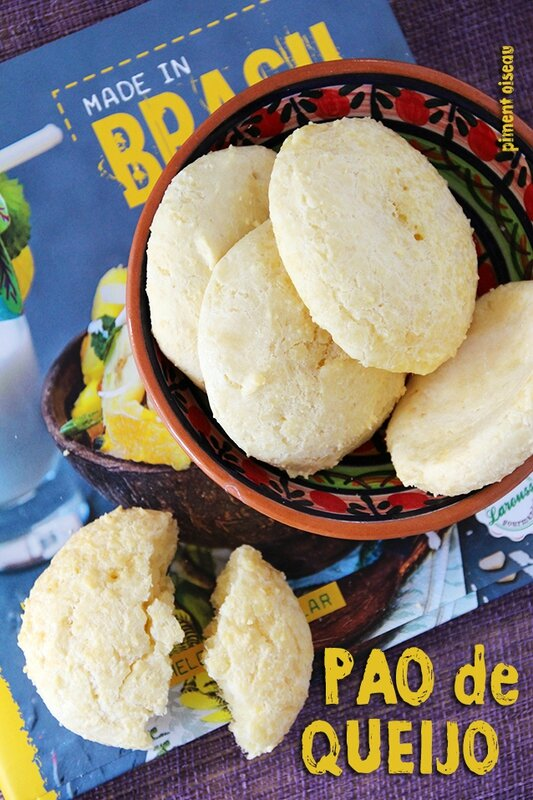 pao de queijo,pain brésilien au fromage-brasilian cheese bread