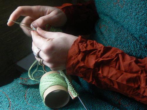 Cépého - tricoteuse